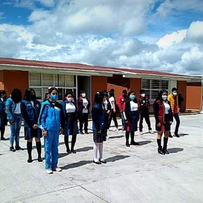 Poca asistencia de alumnos en regreso a clases en Edomex