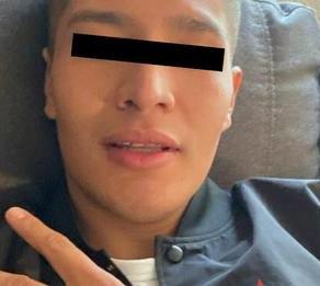 'No me voy a ver encerrado', dijo Diego 'N' a su amigo en mensaje, tras atropellar a mujeres