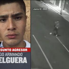 Buscan a Diego Helguera, joven que atropelló a dos chicas tras colarse en su fiesta