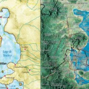 ¿Cuál era la importancia del Lago de Texcoco?
