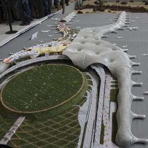 Aeropuerto de Texcoco NAICM ganó premio internacional de arquitectura