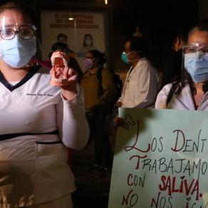 Federaciones, asociaciones y colegios médicos piden a AMLO ser vacunados contra Covid-19