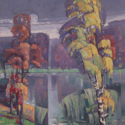 Oil on canvas - 50X40 - 2005