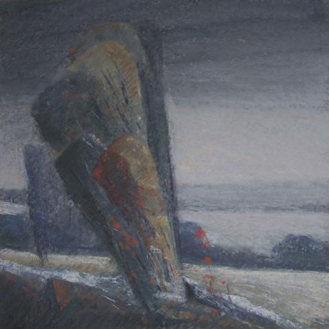Pastel on cardborad - 40X40 - 2012