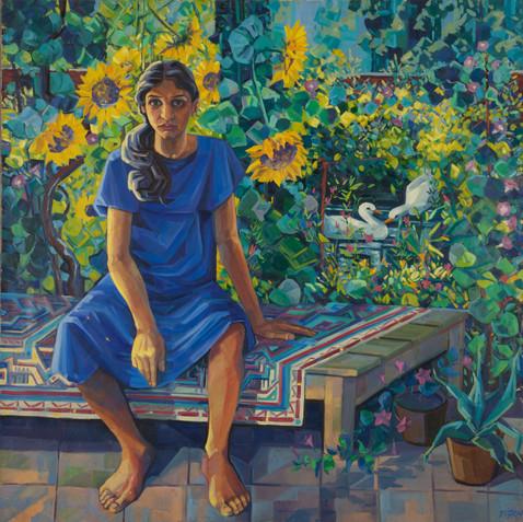 Oil on canvas - 150x150 - 1983