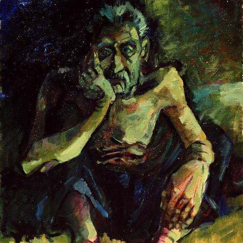 Oil on canvas - 120x80 - 1974