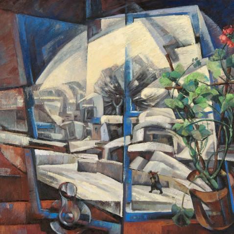 Oil on canvas - 73x92 - 2007