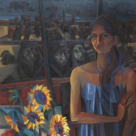 Oil on canvas - 150x110 - 1982