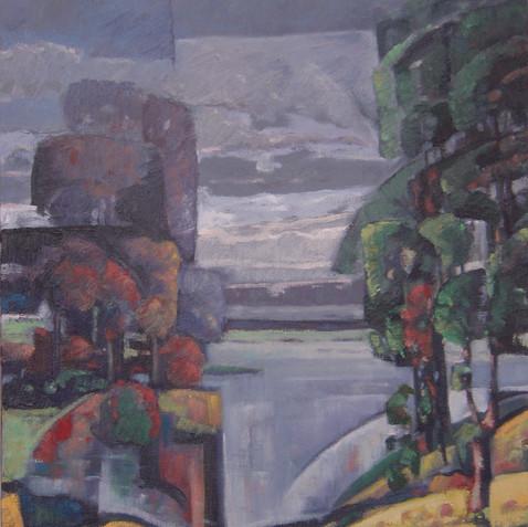 Oil on canvas - 40x50 - 2005