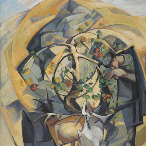 Oil on canvas - 97x130 - 1998