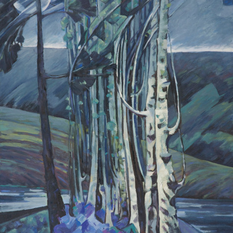 Oil on canvas - 116X81 - 2001