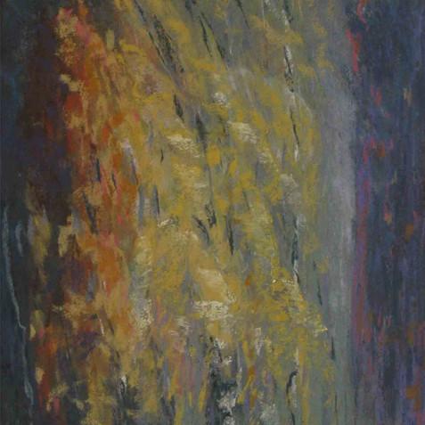 Pastel on cardborad - 15X45 - 2010