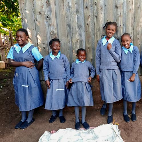 school uniform girls