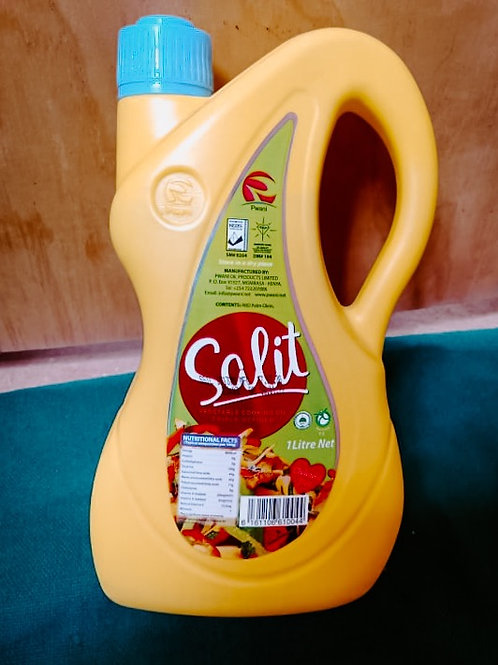 1 l of cooking oil