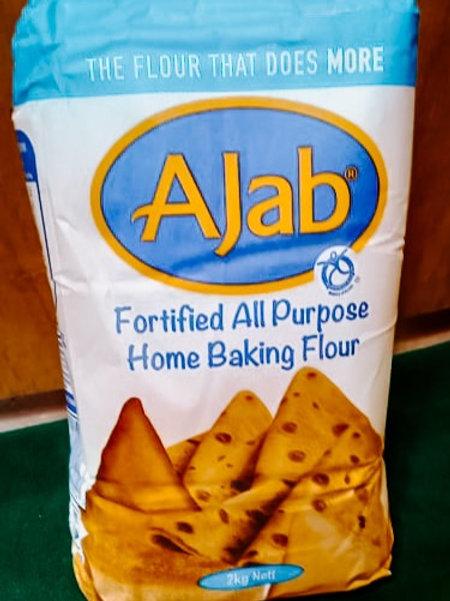 2 kg of wheat flour