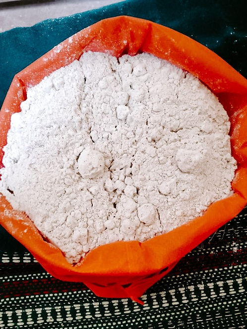 2 kg of porridge flour