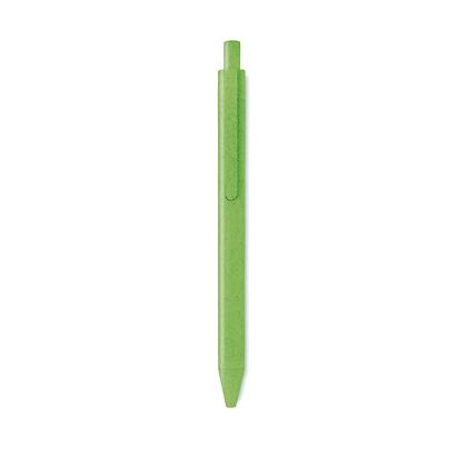 Bolígrafo de Paja