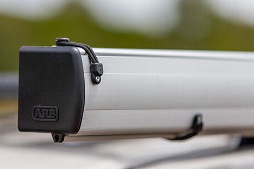 ARB Silver Aluminum Encased Awning w/ LED Light Strip
