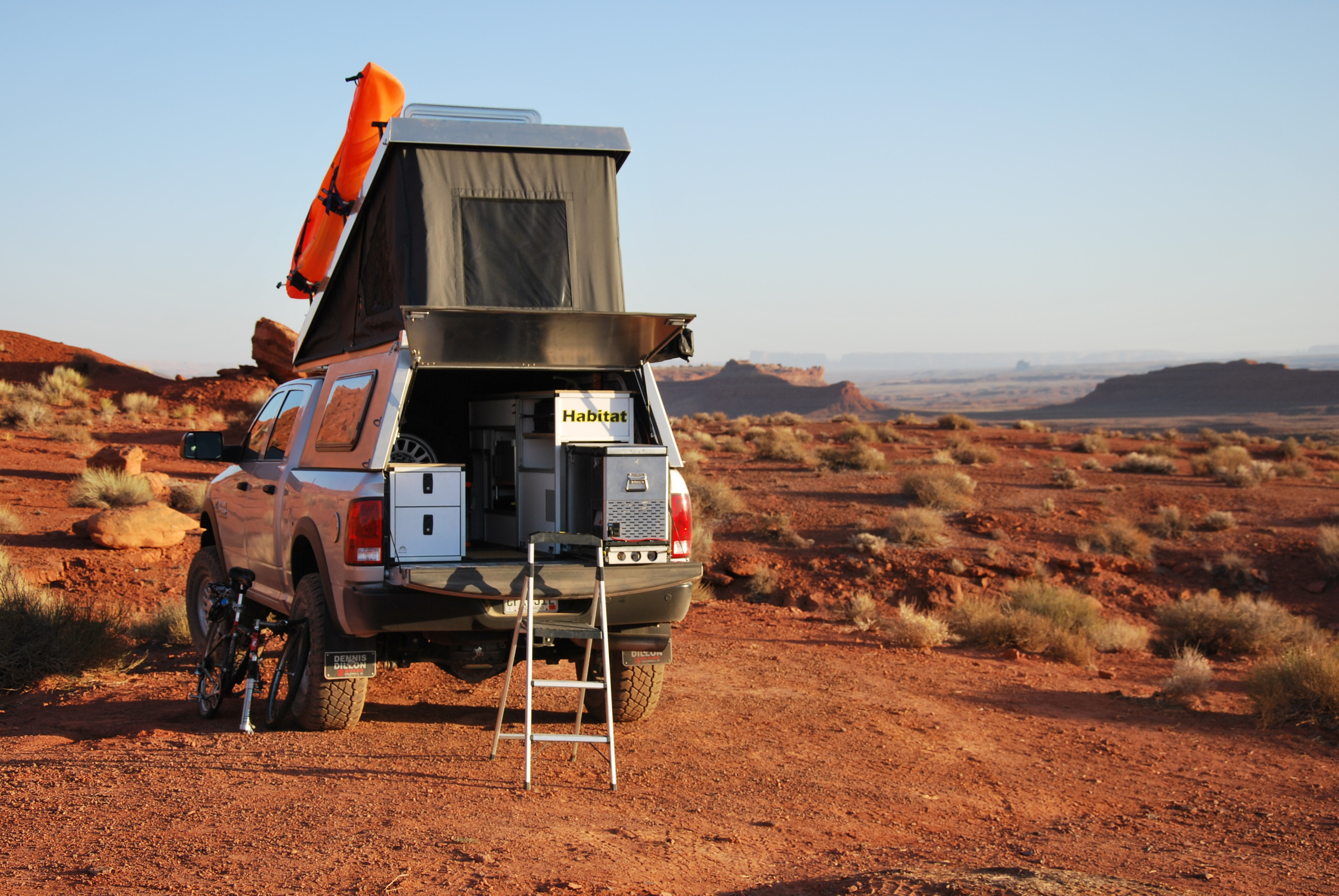 Summit Truck Camper   Adv UP Overland
