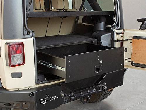 Jeep Wrangler JKU 4-Door (2007-Current) Drawer Kit