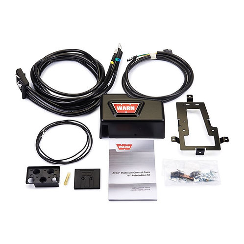 WARN Long Control Pack Relocation Kit