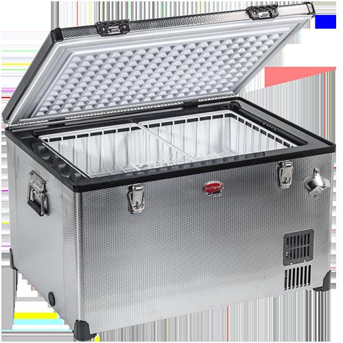 SnoMaster LP61 Low-Profile Series Fridge/Freezer