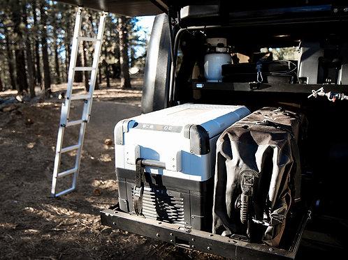 Jeep Wrangler JKU Cargo Slide