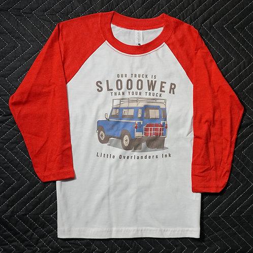 Little Overlanders Slow Rover Tee