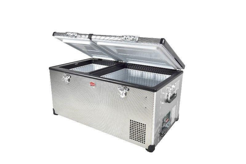 SnoMaster LP96D Low-Profile Series Fridge/Freezer