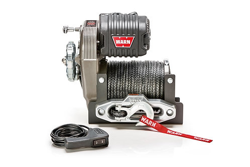 WARN M8274 Winch w/ synthetic rope