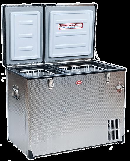 SnoMaster EX85D Expedition Series Fridge/Freezer