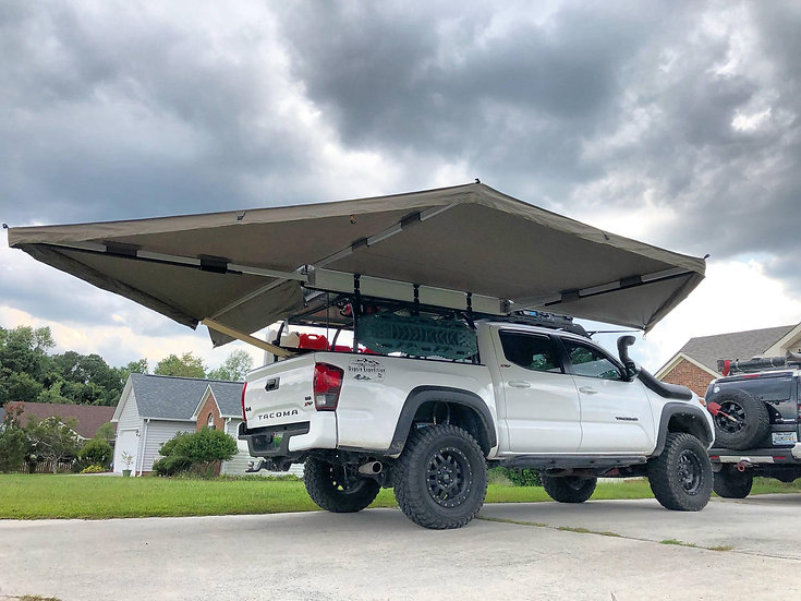 Peregrine 270 Awning w/ LST