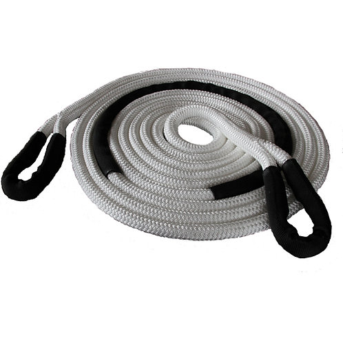 "1"" Kinetic Recovery Rope (33,500 lb MTS, 11,167 lb WLL)"