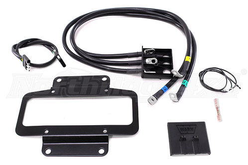 WARN Control Pack Relocation Kit