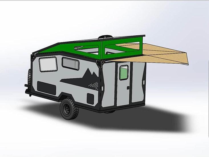 Boreas XT12 Camper- Releasing 2020