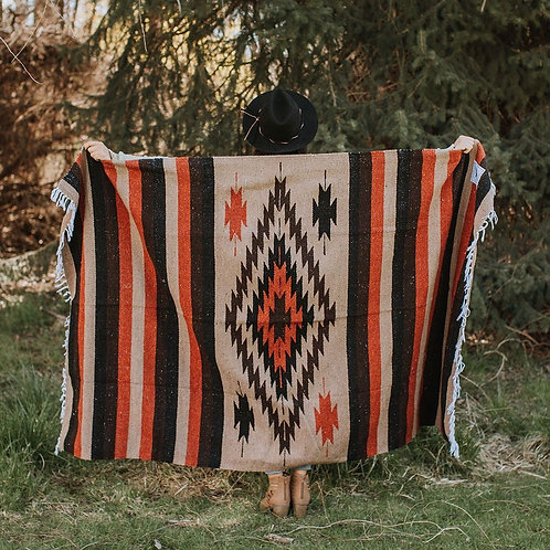 Redwood Adventure Blanket
