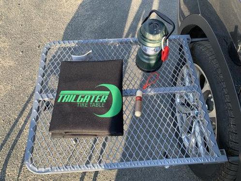 Tailgater Aluminum Tire Table