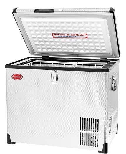 SnoMaster CL40 Classic Series Fridge/Freezer