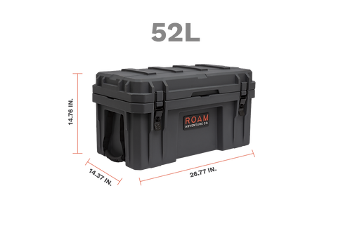 ROAM 52L Rugged Case