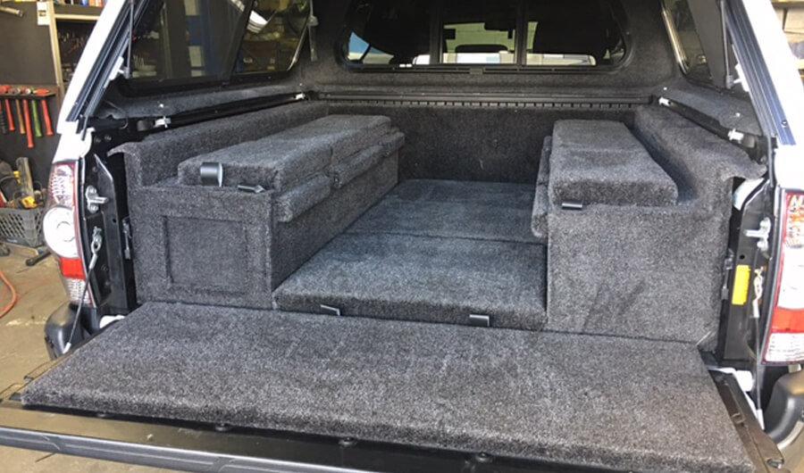 Camper Carpet Kit