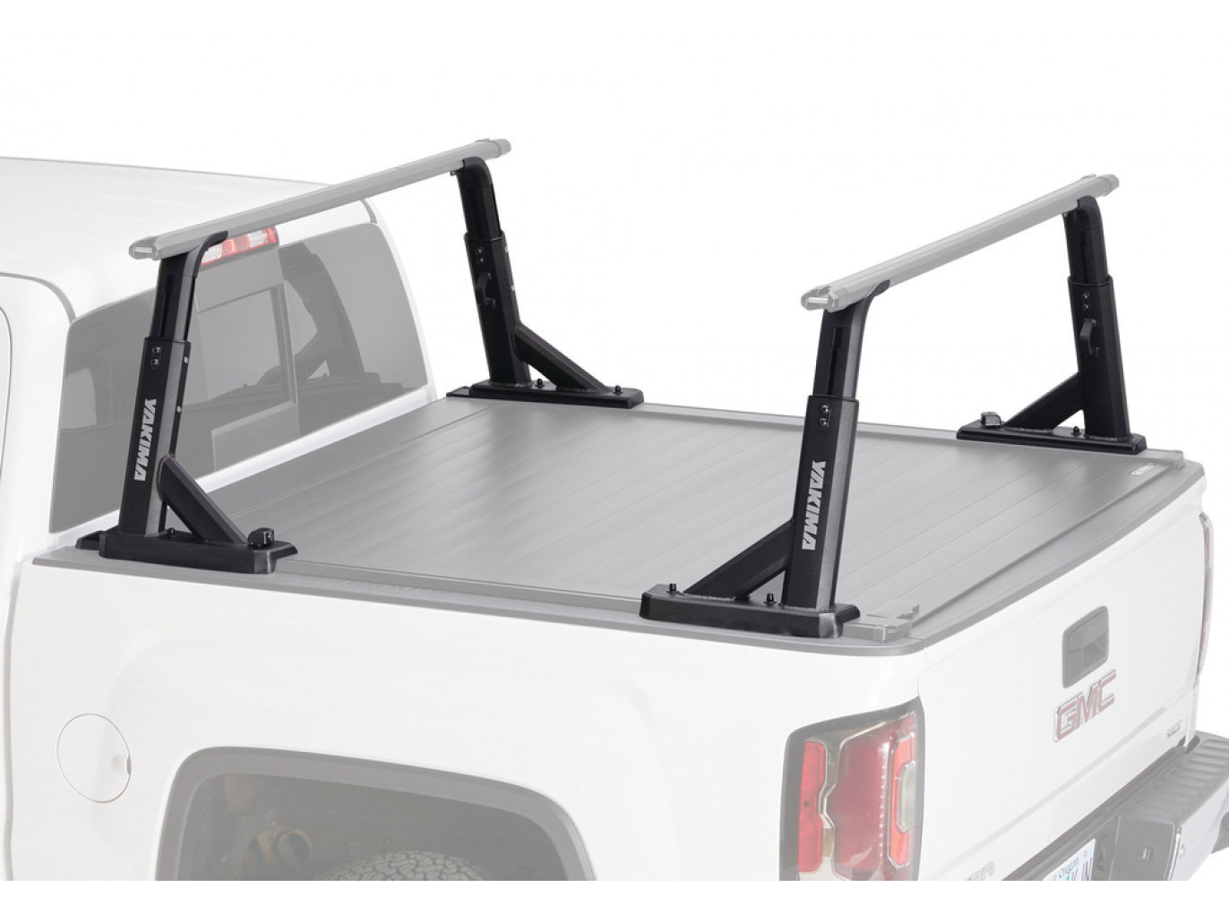 OverHaul HD ADJUSTABLE-HEIGHT HEAVY-DUTY TRUCK BED RACK ...