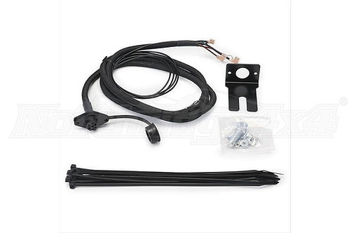 WARN Zeon Control Pack Relocation Kit