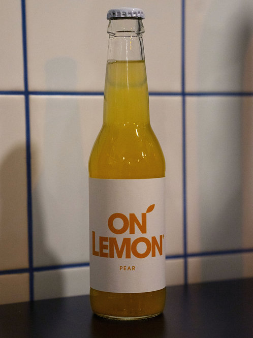 ON LEMON - Hruška