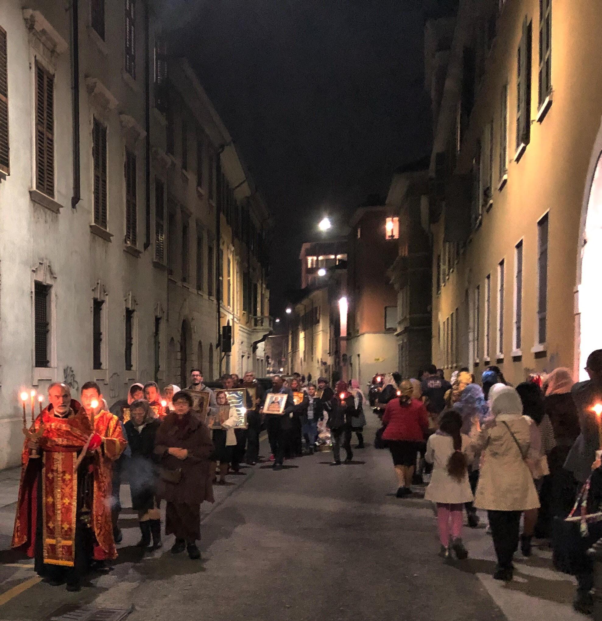 crb processione