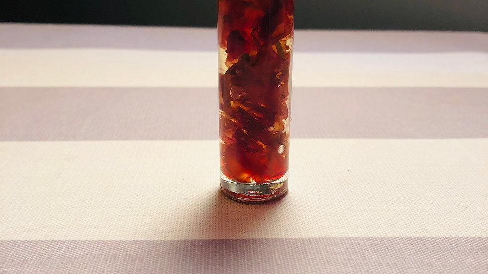 Pomegranate Rose Lip Oil