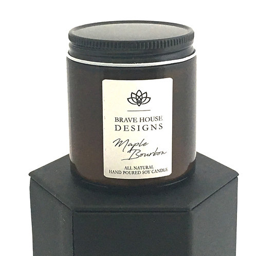 Pomegranate Soy Candle-4 oz