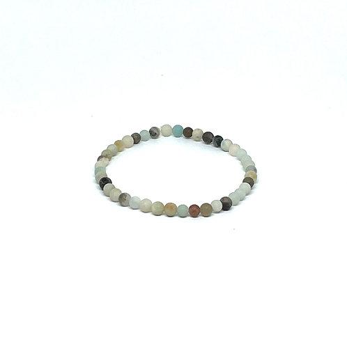 Semi-Precious Stone Bracelet-Amazonite