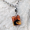 Hand crafted resin charm, Dragon, Protection, Courage, Brave House Designs, Charms of Change