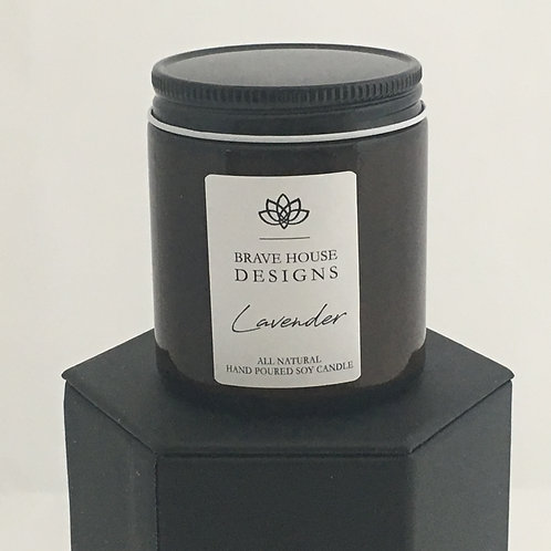 Lavender Soy Candle-4 oz