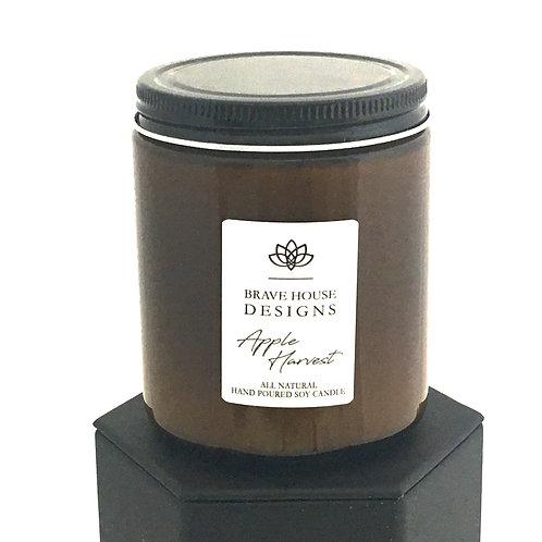 Apple Harvest Soy Candle-9 oz